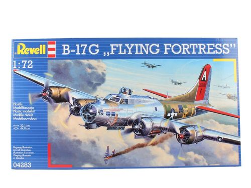 Revell 04283 B-17G Flying Fortress Bausatz 1:72 OVP