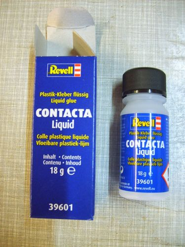 Revell 39601 Contacta Liquid, Leim 20ml