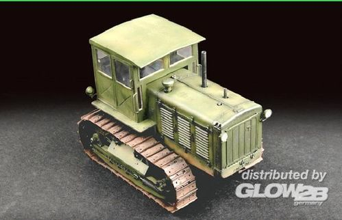 Trumpeter 07111 Russian ChTZ S-65 Tractor with Cab Maßstab 1:72 OVP