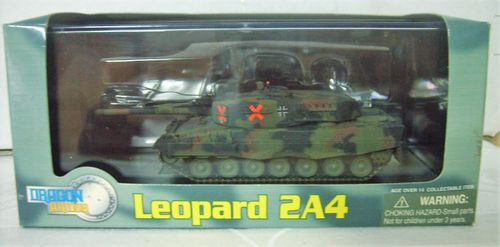 Dragon Armor 60083 Leopard 2A4 Panzerlehrbataillon 93 OPFOR Vehicle 1/72  in OVP