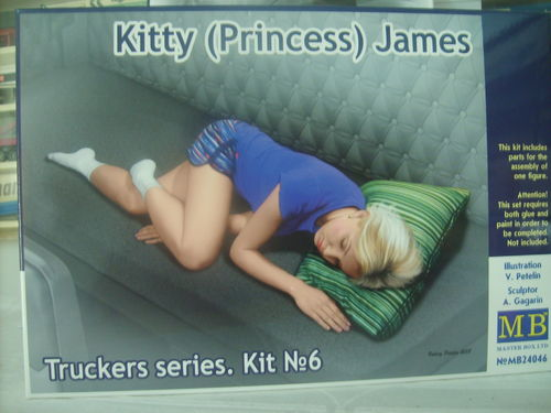 Master Box MB24046 Kitty (Princess) James 1:24 Bausatz OVP