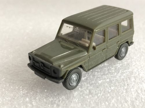 Wiking 266 Mercedes Benz G 320 Wolf Oliv Maßstab 1:87 H0